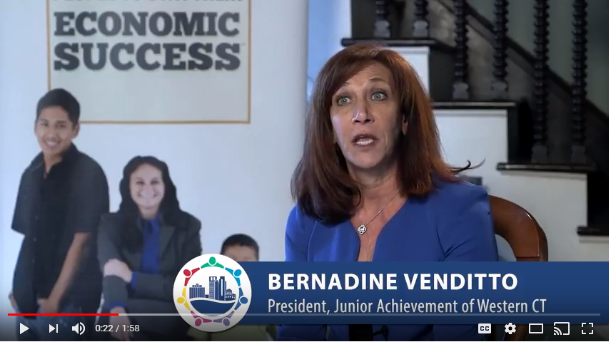 BRBC Member Spotlights - Junior Achievement